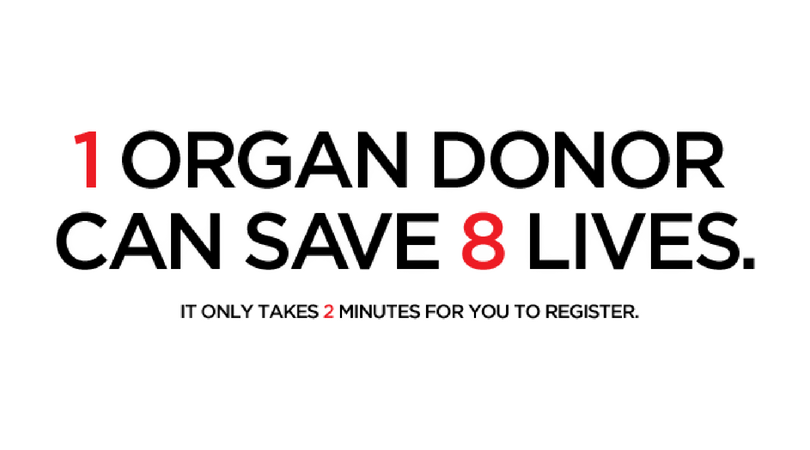 I Pledged To Donate My Organs, Did You?