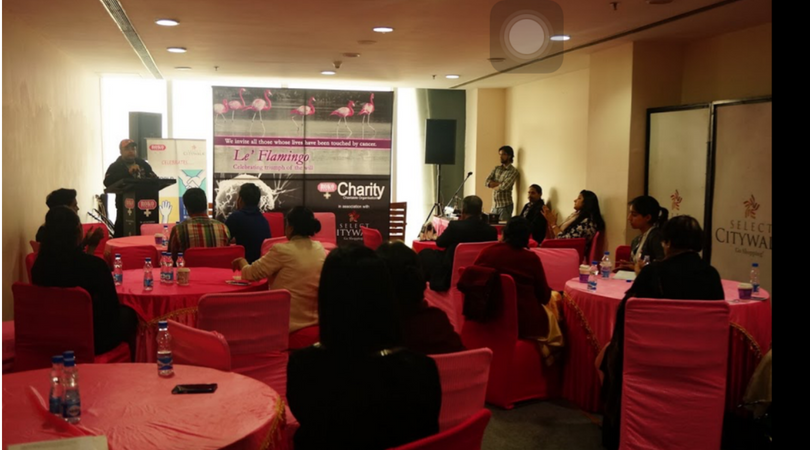 RokoCancer Organized A Cancer Support Group Meet