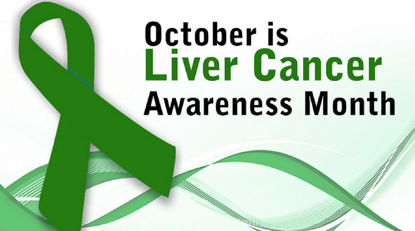 October is Liver Cancer Awareness Month!!