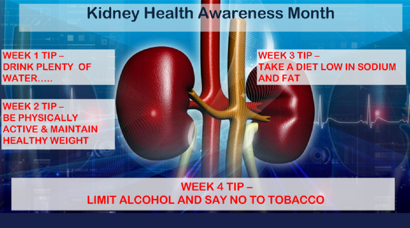 Week 4 KCA Tip: Limit Alcohol and Say No To Tobacco
